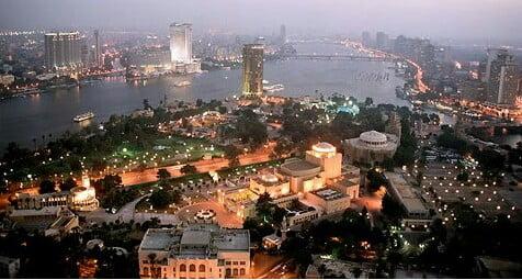 Cairo – Sharm By Bus